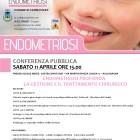 Conferenza APE sull'endometriosi profonda a Castelcovati (BS)